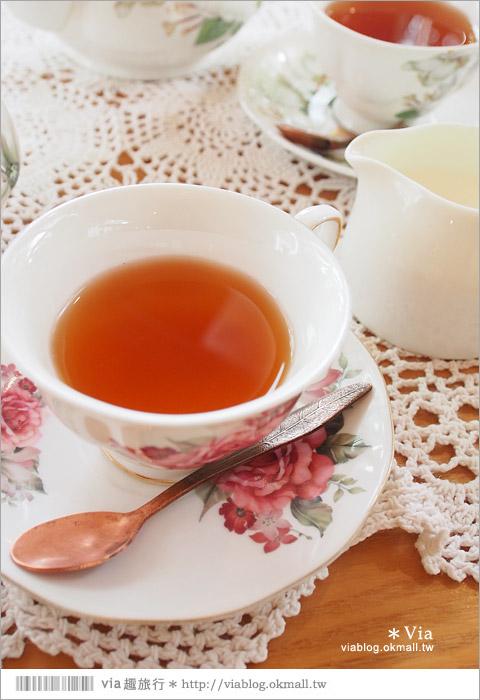 【台中下午茶推薦】甜點森林|Wilson's English Afternoon Tea英式下午茶~好味推薦!34
