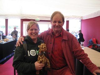 Michael Morpurgo, Giraffe, and I