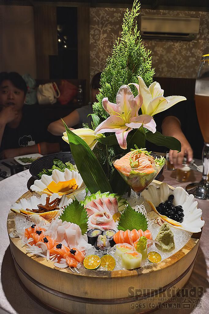 堯川創藝日式料理居酒屋 Yao Chuan Izakaya, Yilan (Taiwan)