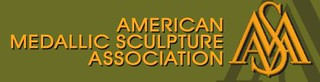 American Medallic Sculpture Association logo