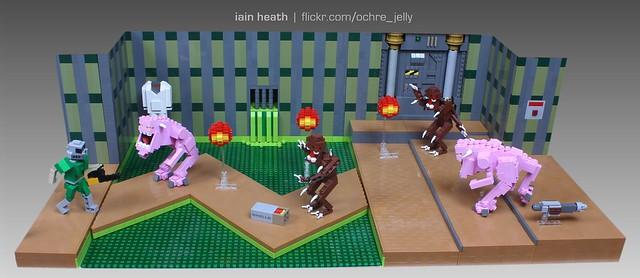 LEGO DOOM