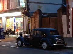 80 Jahre Citroen Traction Avant 2014 La Ferte-Vidame 671