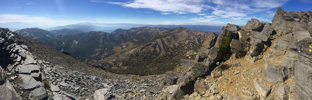 Mount Rose to Tahoe
