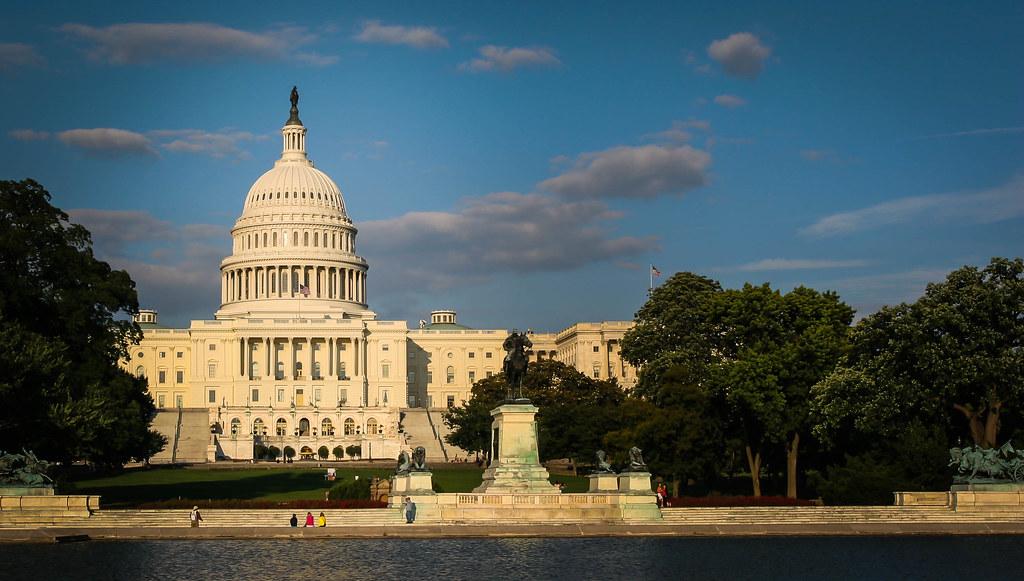 United States Capitol Building; Washington DC