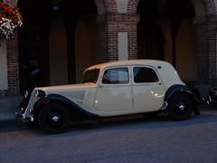 80 Jahre Citroen Traction Avant 2014 La Ferte-Vidame 672