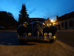 80 Jahre Citroen Traction Avant 2014 La Ferte-Vidame 676