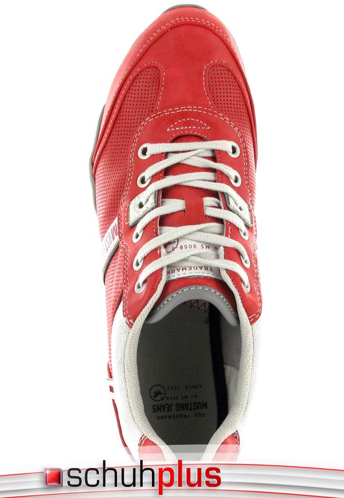 low priced 747d8 dae01 MUSTANG Schuhe in Übergrößen gehören seit fast einem Jahrz ...
