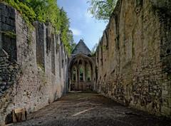 Eure - Abbaye de Fontaine-Guérard