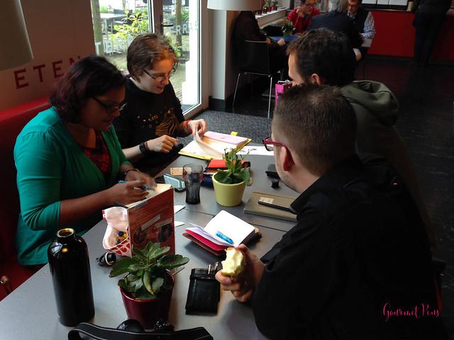 Tilburg Pen Show 2014 - Good Times & Haul
