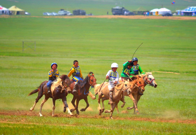 Luxury tour with Naadam festival