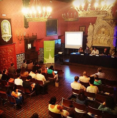Les 7es Jornades de la #Penedesfera permeten intercanviar experiències #TIC dels #museus de #Sitges i tot el #Penedès