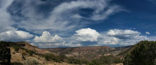 panorama colorado pano utetrail gunnisongorge gunnisongorgewilderness gunnisongorgenca gettinghigh2014