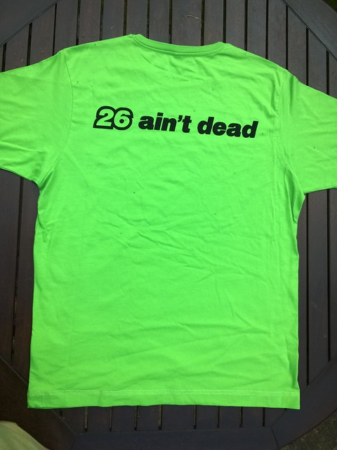 Cotic Green 26 ain't dead T