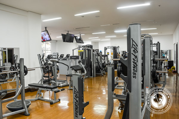 Fitness Center Gran Odara Hotel