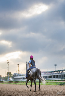We ride - Churchill Downs