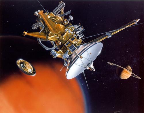 Space Probes: voyagaer 1