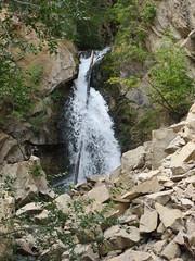 The falls of Deep Creek