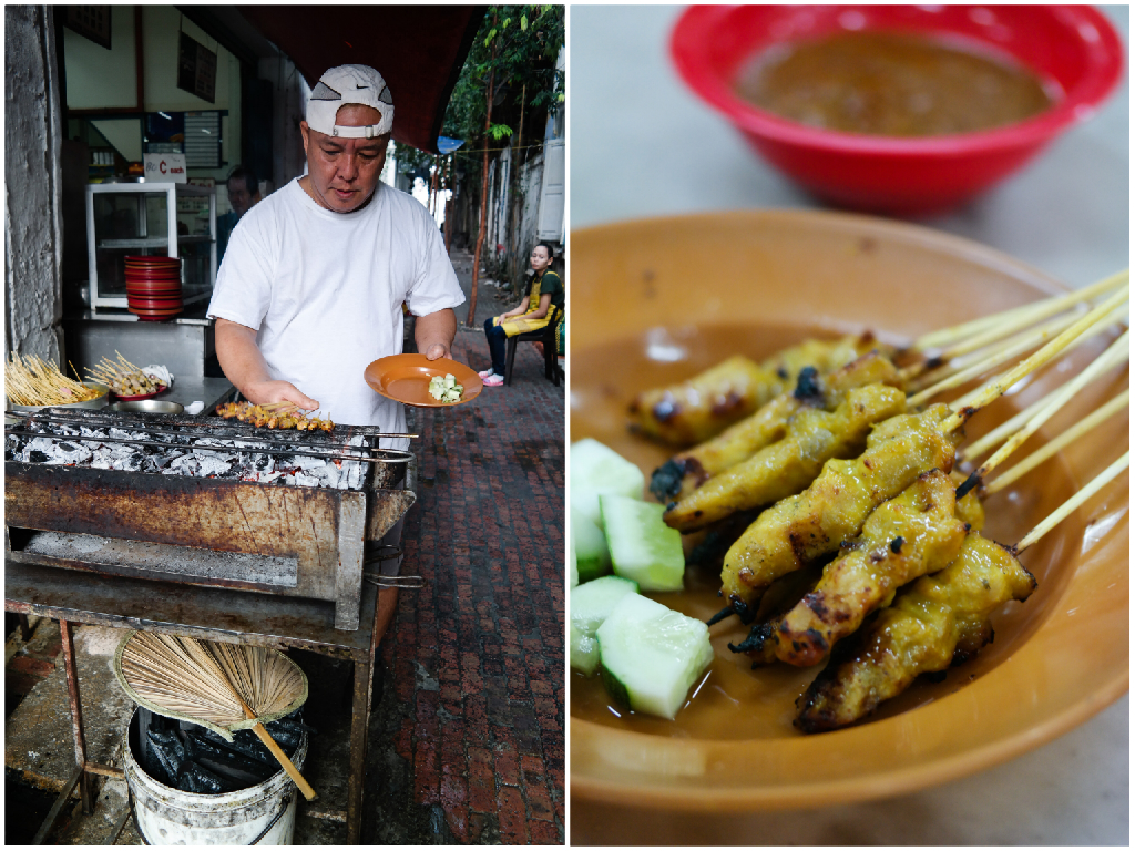 Ipoh Food Guide: Satay @ 73, Jalan Bandar Timah