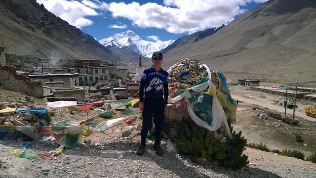 Rongbuk Monastery & Mt Everest