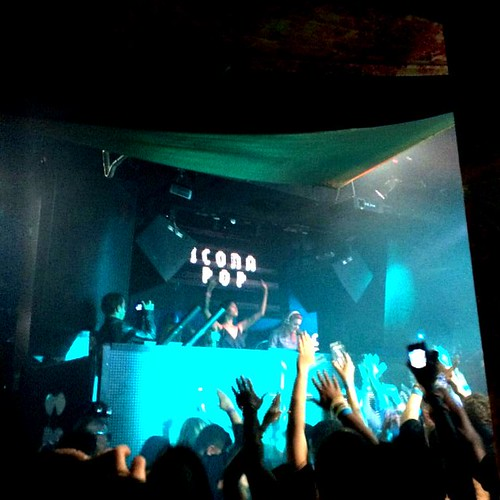 Icona Pop at Pacha NYC by Yvonne Lee (13)