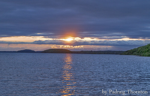 ireland light sunset sky sun lake green nature water clouds canon landscape lowlight natural 7d thornton padraig 1755mm28 pfjthorntongmailcom