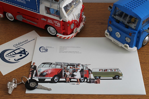 Oldtimer Volkswagen Nutzfahrzeuge (Volkswagen Commercial Vehicles)