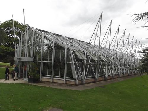 Gardens at Chatsworth - Display Greenhouse