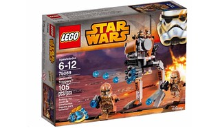 LEGO Star Wars 2015 : 75089 Geonosis Troopers