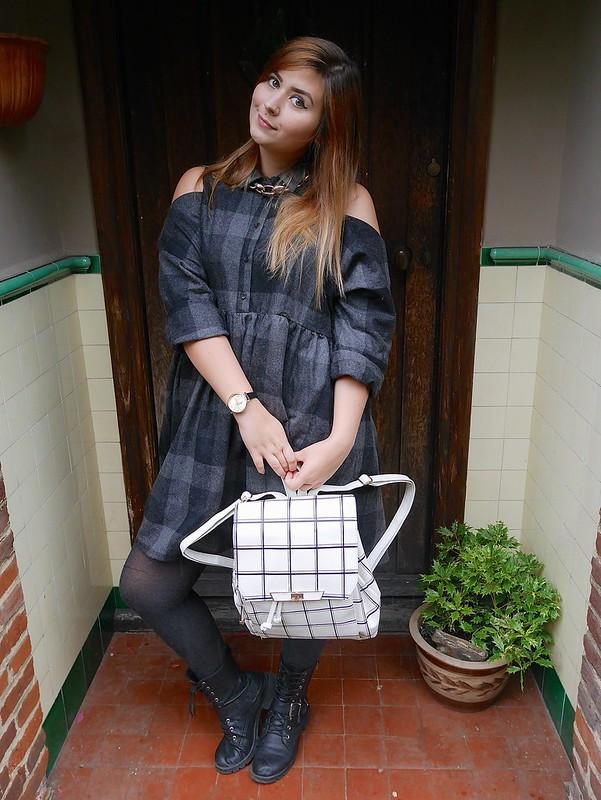 Voucher Codes Autumn Winter How to Wear Flannel Checks ASOS New Look