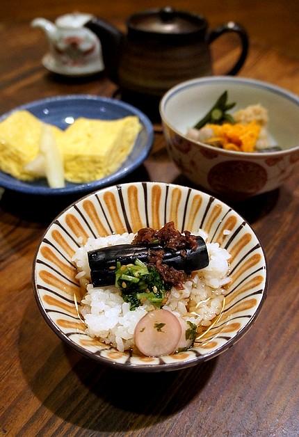 京都必吃茶泡飯老店18版頭