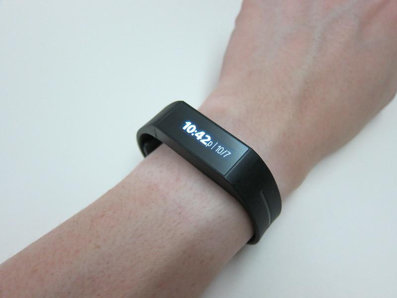 Striiv Touch - On Wrist