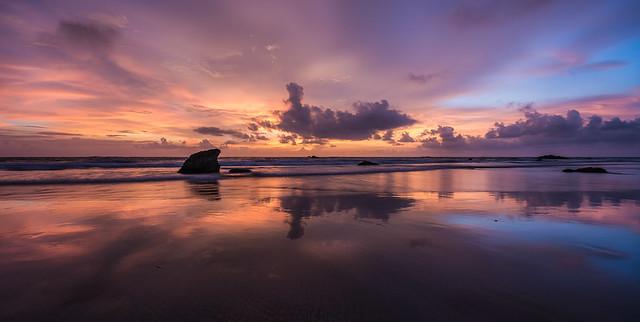 claudecastor - Burma - Ngwe Saung Beach