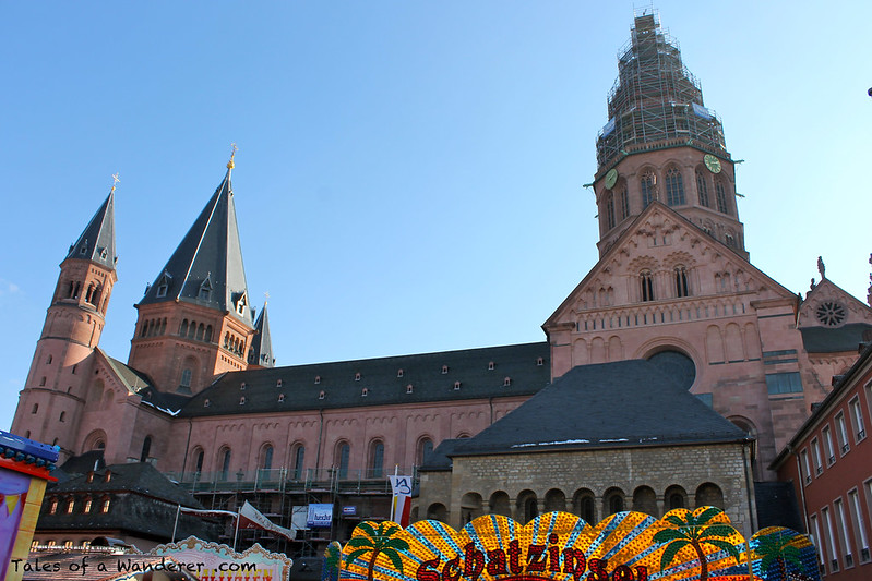 MAINZ - Mainzer Dom 'Hohe Dom St. Martin'