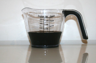 05 - Zutat Balsamico / Ingredient balsamico vinegar