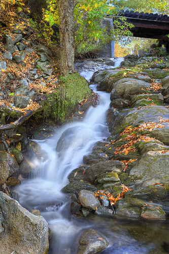 autumn fall water vermont falls waterfalls hdr canon5dmarkii hartfordvermont jerichobrookfalls