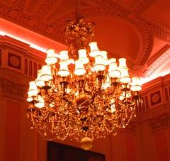 Ritz chandelier