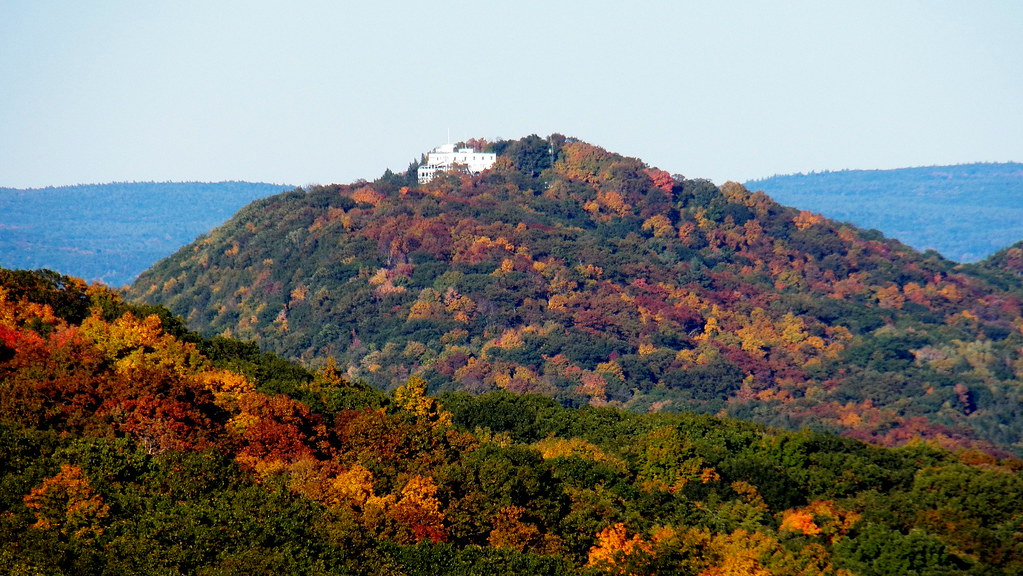 Mt. Holyoke from The Goat Peak Tower