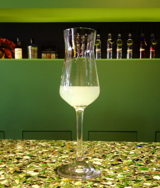 Absinthe tasting at @OKSpirits this afternoon in Kelowna. [Flickr]