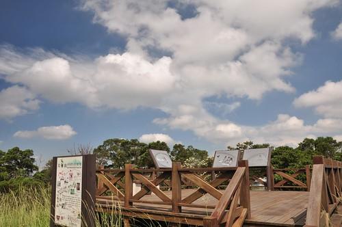 大棟山自然生態公園景觀步道