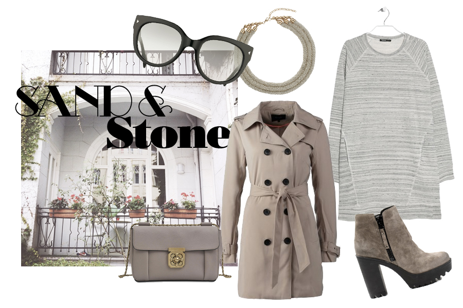 Styling fashion clothes inspiration stone nude beige look moodboard october cats and dogs ricarda schernus 1