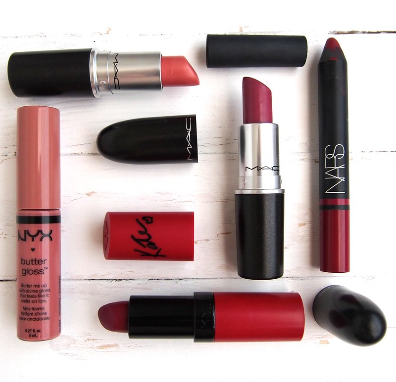 fall lips products