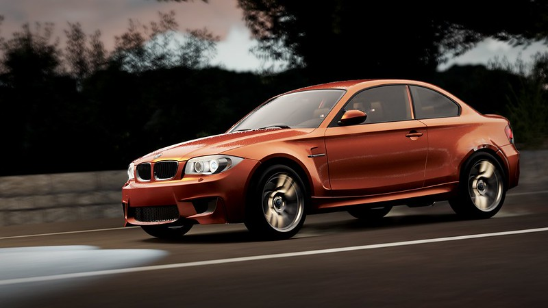 2011 BMW 1 M Coupe
