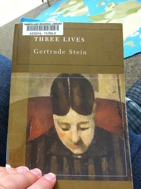 Three Lives by Stein