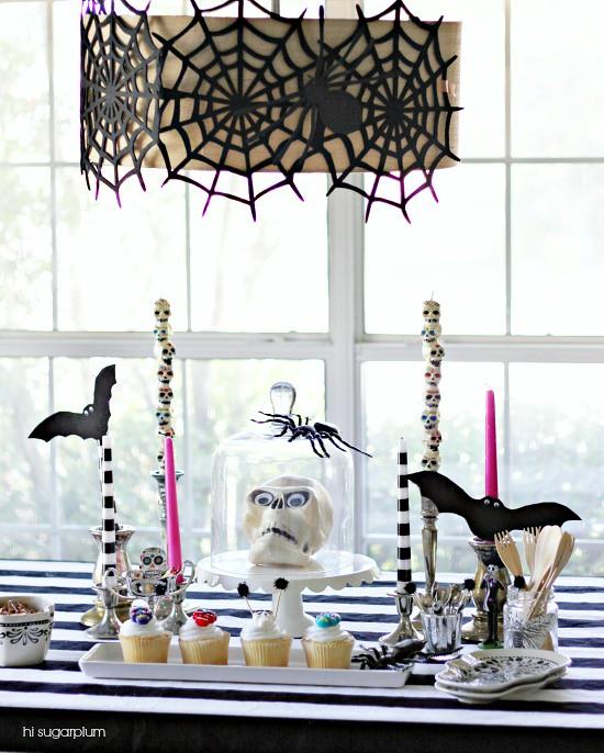 Hi Sugarplum | Colorful & Stylish Halloween Party