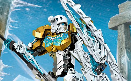 LEGO Bionicle Kopaka