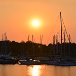 Hamble Sunset-13