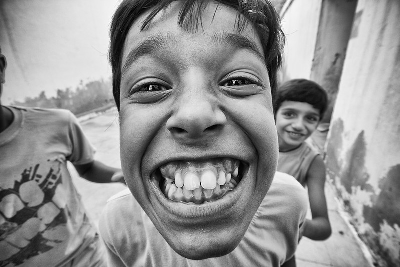 close Smile