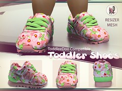 Toddler Shoes with Hearts