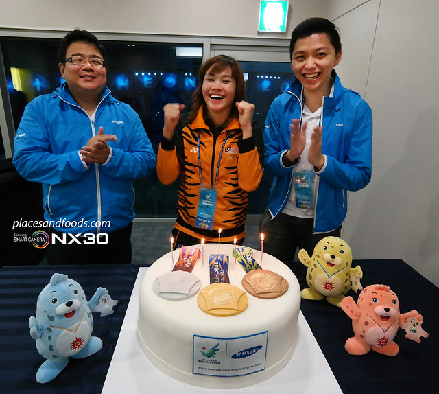 incheon closing ceremony pandelela