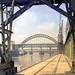 Tyne Bridge, 1960 by Tyne & Wear Archives & Museums